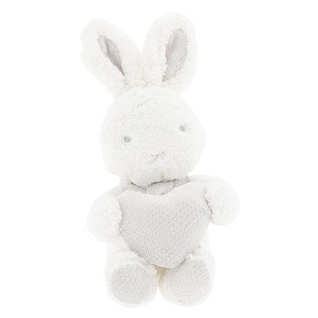 Decoratie knuffel konijn 15*10*15 cm Wit | TW0485 | Clayre & Eef