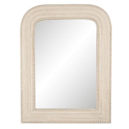 Spiegel 50*65*3 cm Bruin   52S148   Clayre & Eef