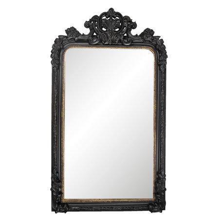 Spiegel 90*14*158 cm Bruin   52S154   Clayre & Eef