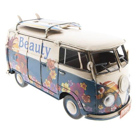 VW bus model licentie 32*13*18 cm Multi | 6Y2987 | Clayre & Eef