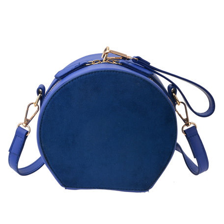 Tas 17*16*18 cm Blauw | JZBG0190BL | Clayre & Eef