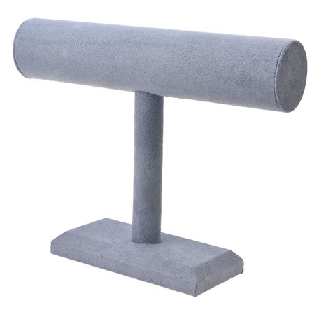 Sieraden display 18*14 cm Grijs | MLDS0042 | Clayre & Eef