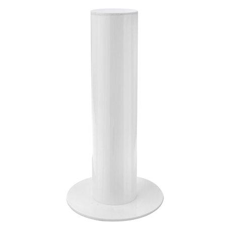 Sieraden display ø 11*21 cm Wit | MLDS0050 | Clayre & Eef