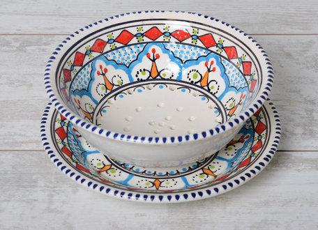 Fruit-test Mehari 20 cm | FT.ME.20 | Dishes & Deco