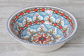 Saladier Mehari Ø 30 cm | SS.ME.30 | Dishes & Deco