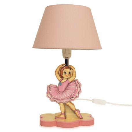 Tafellamp balletdanseres 32 x 20 x 20 cm   Bartolucci