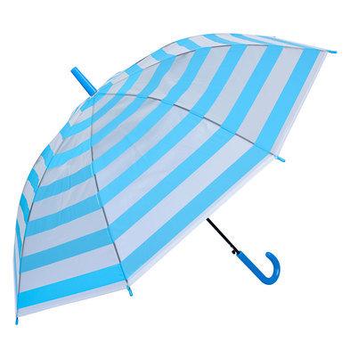 Paraplu ø 93*90 cm Blauw | MLUM0032T | Clayre & Eef