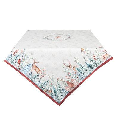 Tafelkleed 130*180 cm Meerkleurig | DCH03 | Clayre & Eef