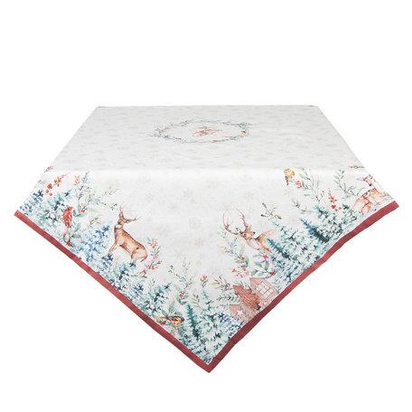 Tafelkleed 150*250 cm Meerkleurig | DCH05 | Clayre & Eef