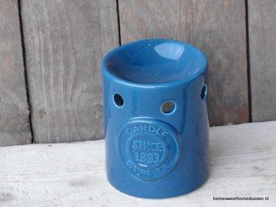 Geurbrander blauw | Bridgewater