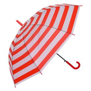 Paraplu ø 93*90 cm Rood   MLUM0032R   Clayre & Eef