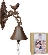 Deurbel gietijzer vogel | Esschert Design